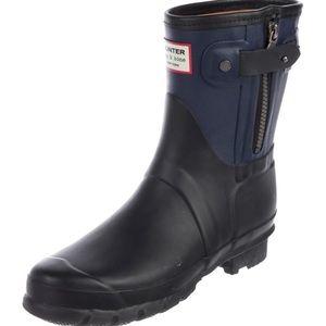 Hunter with Rag & Bone Rain Boots 7 7.5 US 5 UK 38